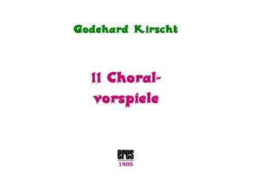 Elf Choralvorspiele