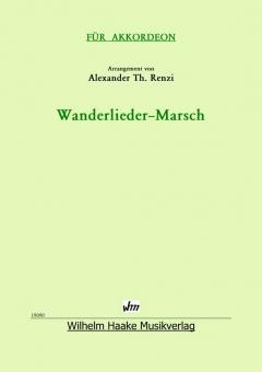 Wanderlieder-Marsch (accordion)