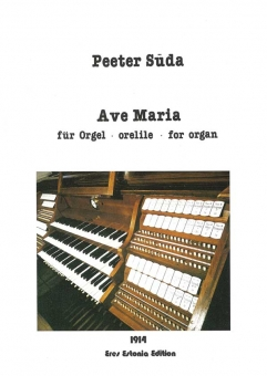 Ave Maria-Variations (organ)