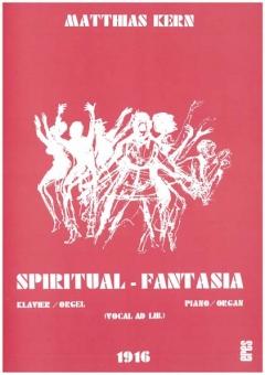 Spiritual-Fantasia (Klavier)