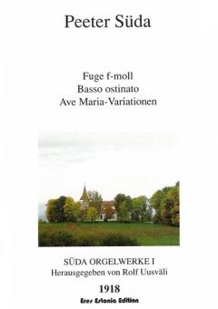 Orgelwerke Vol. I
