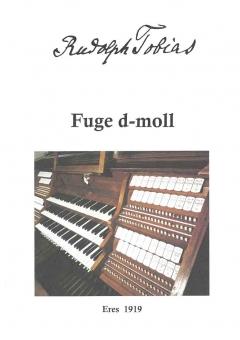 Fugue d-minor (organ)