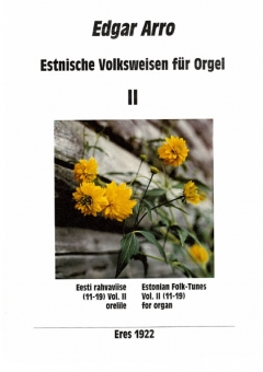 Estonian Folktunes 2 (organ) 111
