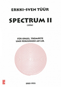 Spectrum II  (trumpet with organ)