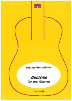 Duettino (2 Guitars)
