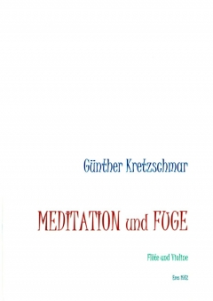 Meditation and Fugue (flute, violin)