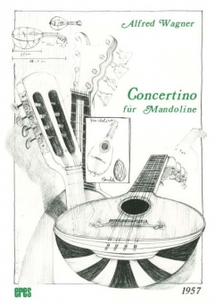 Concertino (Mandoline-DOWNLOAD)