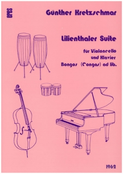 Lilienthaler-Suite (violoncello, piano and bongo)