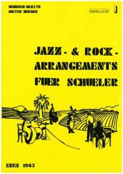 Jazz- und Rock-Arrangements für Schüler