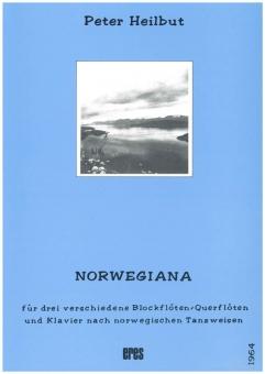 Norwegiana (flute/recorder,piano)