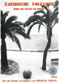 Karibische Folklore (Partitur mit CD)