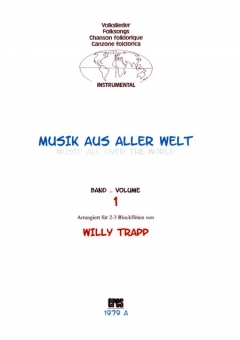 Music From All Over The World  1 (2-3 Recorder) 111
