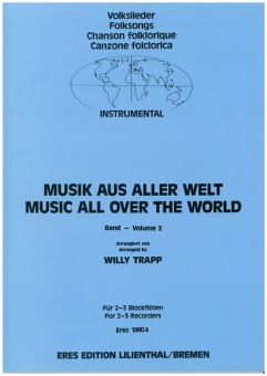 Music from all over the World 2 (2-3 Recorder)