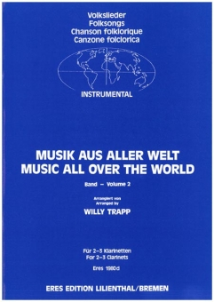 Music From All Over The World 2 (2-3 clarinets)