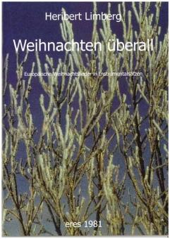 Weihnacht überall (Streichquartett, Flöte (ad lib.)