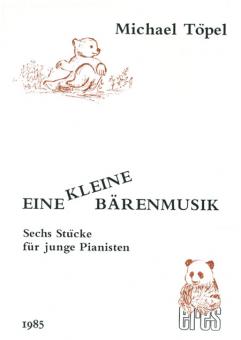 Eine kleine Bärenmusik (Klavier)