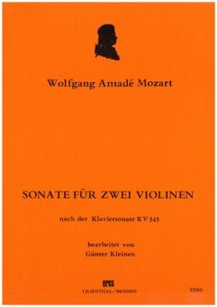 Sonata (2 Violin)