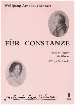 Für Constanze (Klavier-DOWNLOAD)