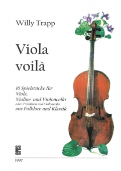 Viola voilà (violoncello and viola)