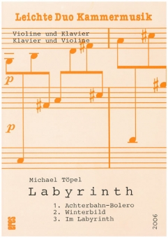 Labyrinth (violin, piano)