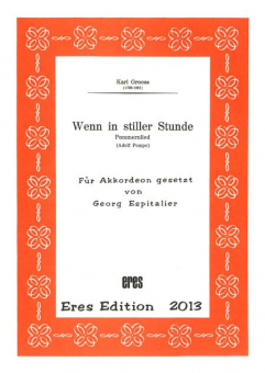 Wenn in stiller Stunde (accordion-DOWNLOAD)