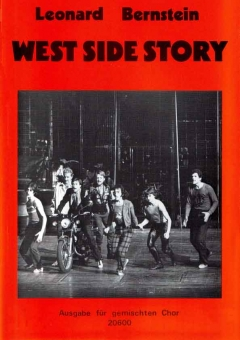 West Side Story (Klavierpartitur)