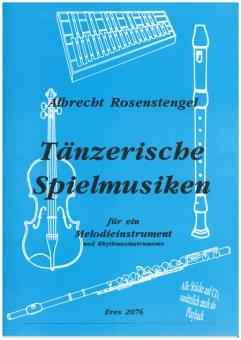 Tänzerische Spielmusiken (C Instr.) 111