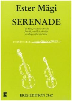 Serenade (Flöte, Violine, Viola)