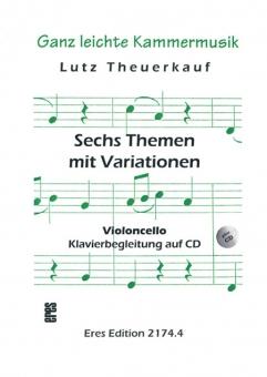 Sechs Themen mit Variationen (violoncello)