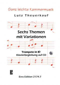 Six themes with variations (Bb trumpet)