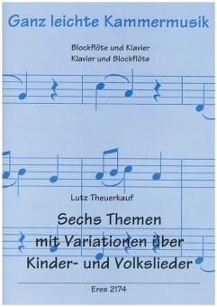 Sechs Themen und Variationen (Klavier)