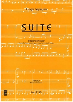 Suite (String Orchestra) 111