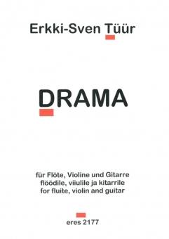 Drama (Flöte, Violine, Gitarre)