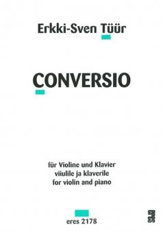 Conversio (Violine, Klavier)