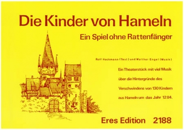Die Kinder von Hameln  (Partitur)
