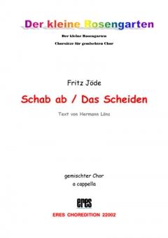 Schab ab (gem. Chor)