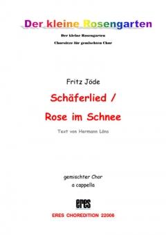 Rose im Schnee (gemischter Chor)