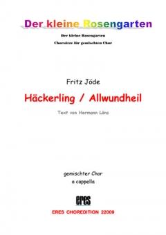 Häckerling (gemischter Chor)