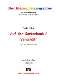 Verschütt (gemischter Chor)
