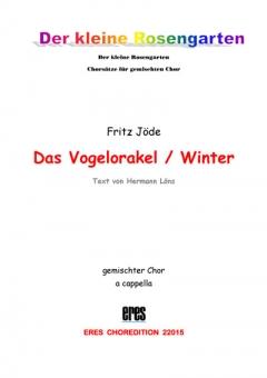Das Vogelorakel (gemischter Chor)