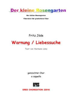 Warnung (gemischter Chor)