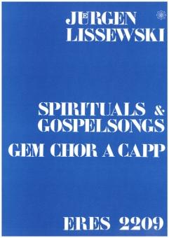 Spirituals & Gospelsongs (gemischter Chor)