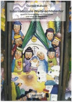 Intern. Weihnachtslieder (C & Alt Blfl.)