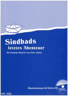 Sindbads letztes Abenteuer (Klavierauszug)