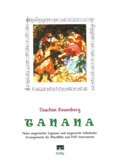 TANANA (recorder and orff-instruments)