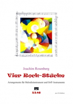 Four Rock Pieces (recorder and instruments) 111
