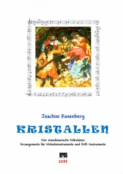 KRISTALLEN (Melody instruments and Orff-Instrumentes)