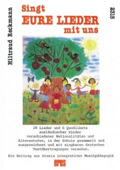 Singt Eure Lieder mit uns (Liederbuch mit CD)