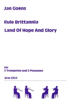 Land Of Hope and Glory (Trompeten, Posaunen)