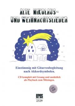 Alte Nikolaus- und Weihnachtslieder (Liederbuch mit CD)